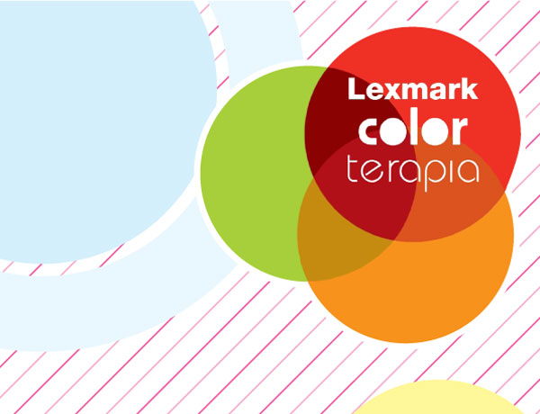 "Lexmark - ""Colorterapia"""