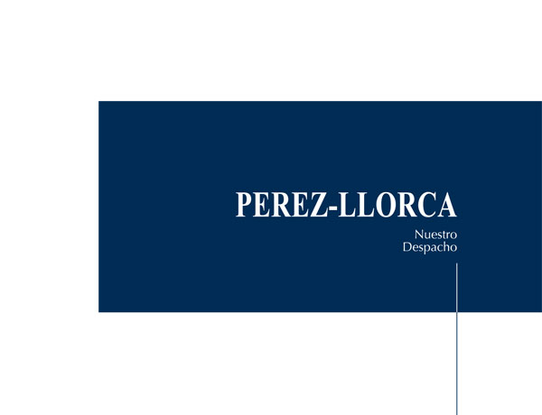 Perez-Llorca - Folleto corporativo