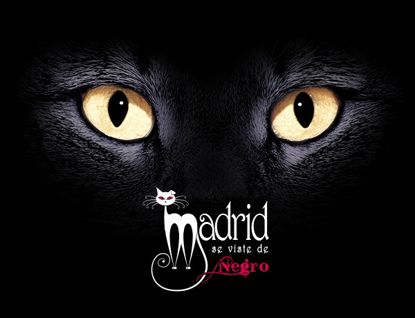 Madrid se Viste de Negro - Evento 10.2017