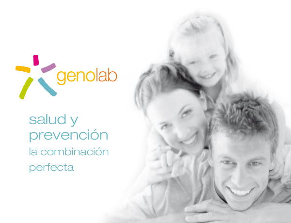 Genolab - Packaging